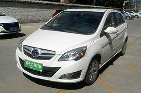 北京汽车E系列 2012款 两厢 1.5L 自动乐尚版