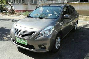 日产阳光 2011款 1.5XL CVT豪华版