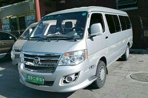 福田风景 2014款 2.2L快捷舒适型长轴版低顶4Y22M