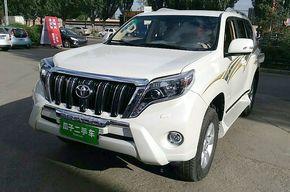 丰田普拉多 2014款 2.7L 自动豪华版(进口)