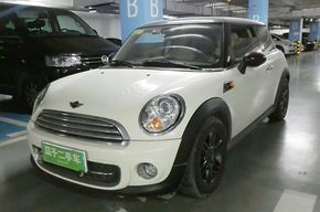 MINI 2011款 1.6L COOPER Excitement