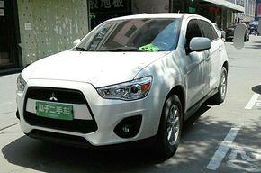 三菱劲炫ASX 2013款 2.0L 手动两驱舒适版