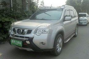 日产奇骏 2012款 2.5L CVT豪华版 4WD