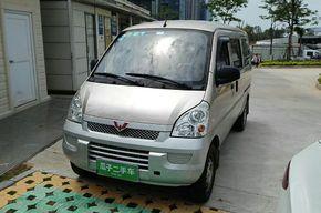 五菱荣光 2015款 1.2L S 基本型CNG
