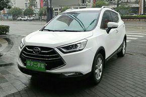 江淮瑞风S3 2014款 1.5L 手动豪华智能型