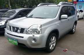 日产奇骏 2008款 2.5L XV CVT 4WD