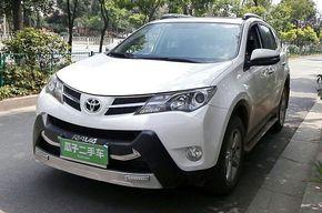 丰田RAV4 2013款 2.0L CVT四驱新锐版