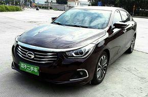 传祺GA6 2016款 235T 自动豪华版