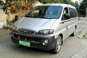 江淮瑞风 2008款 2.0L穿梭 汽油 简配单空调型