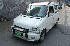 铃木北斗星 2012款 冠军版 1.4L 手动适用型