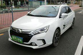 比亚迪秦 2015款 1.5T 双冠旗舰Plus版