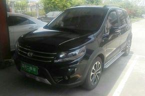 东风风行景逸X5 2015款 1.6L 手动尊享型