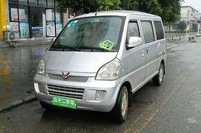 五菱荣光 2009款 1.2L标准型