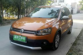 大众POLO 2016款 1.6L Cross POLO 自动