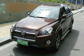 丰田RAV4 2012款 炫装版 2.4L 自动四驱豪华