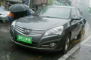 现代悦动 2011款 1.6L 手动豪华型