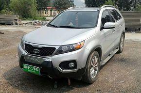 起亚索兰托 2012款 2.4L 汽油豪华版(进口)