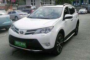 丰田RAV4 2013款 2.5L 自动四驱豪华版