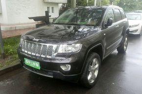 Jeep大切诺基 2012款 5.7L 旗舰尊崇版(进口)
