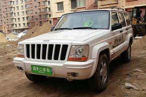 Jeep2500 2005款 2500 2.5L 4X4