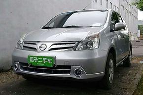日产骊威 2010款 劲悦版 1.6L 手动全能型