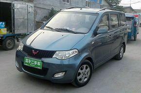 五菱宏光 2010款 1.4L 标准型