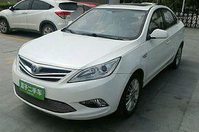 长安逸动 2012款 1.6L 手动豪华型 国IV