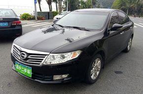 传祺GA5 2011款 2.0L 自动精英版
