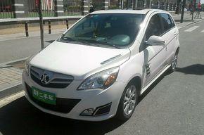 北京汽车E系列 2012款 两厢 1.5L 手动乐尚版