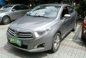 中华H230 2012款 1.5L AMT天窗型