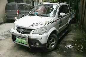 众泰5008 2010款 1.3L 手动舒适型