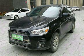 三菱劲炫ASX 2013款 1.6L 手动两驱标准版