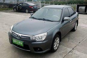东南V3菱悦 2012款 改款 1.5L 手动豪华版