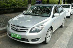 比亚迪L3 2012款 1.5L 手动舒适型