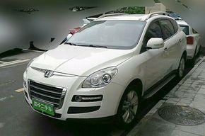 纳智捷大7 SUV 2011款 2.2T 四驱智尊型