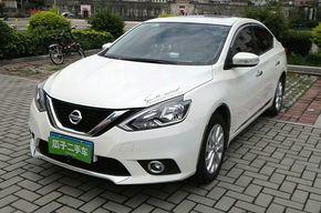 日产轩逸 2016款 1.6XL CVT豪华版
