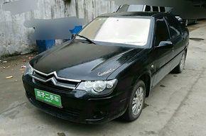 雪铁龙爱丽舍 2011款 三厢 1.6L 手动科技型