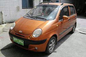 雪佛兰乐驰 2009款 1.0L 手动舒适型