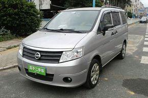 东风帅客 2011款 1.5L 手动舒适型7座 国IV