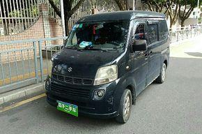 铃木浪迪 2009款 1.4L手动标准型 阳光版