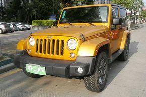 Jeep牧马人 2013款 3.6L 两门版 Sahara(进口)