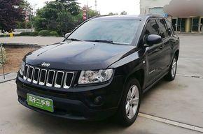 Jeep指南者 2012款 2.4L 四驱运动版(进口)