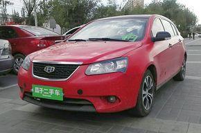 吉利经典帝豪 2013款 两厢 1.5L 手动尊贵型