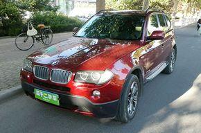 宝马X3 2008款 xDrive25i豪华型(进口)