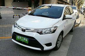 丰田威驰 2014款 1.5L 手动智臻版
