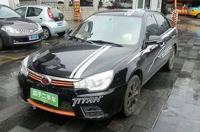 东南V3菱悦 2012款 1.5L 手动新幸福版
