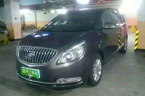 别克GL8 2013款 3.0L GT豪华商务豪雅版