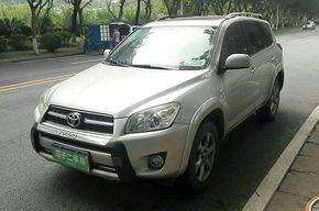 丰田RAV4 2009款 2.4L 自动豪华版
