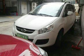 江淮瑞风M2 2012款 1.8L MT宜商豪华版7座