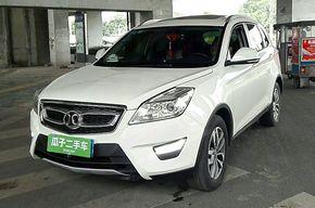 北汽绅宝绅宝X65 2015款 2.0T 自动精英型
